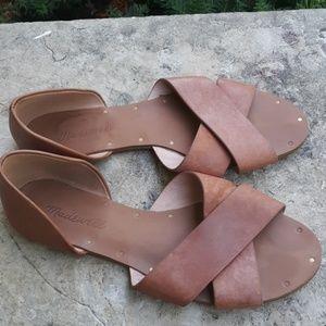 Madewell women's flat shoes